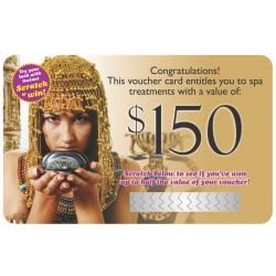 Scratch & Win Gift Card $100