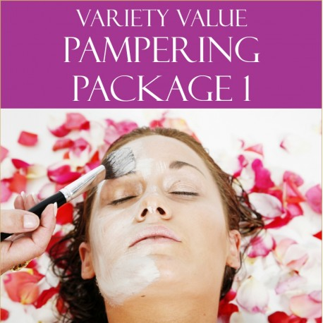 Variety Value PAMPERING PACKAGE 1