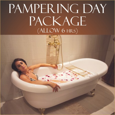 Pampering Day Package