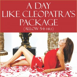 A Day Like Cleopatra's Package