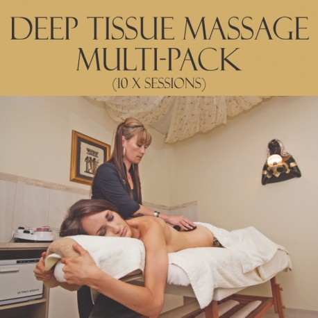 DEEP TISSUE MASSAGE MULTIPACK