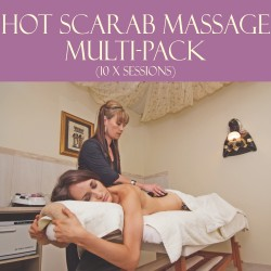 HOT SCARAB STONE MASSAGE MULTIPACK