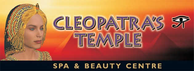Cleopatra's Temple Day Spa Shop