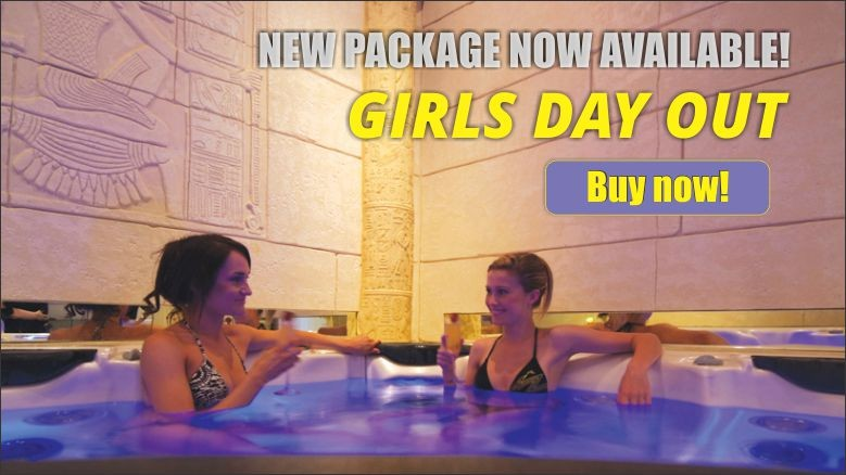 New couples package: Girls Day Out
