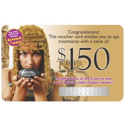 Scratch & Win Gift Card $100