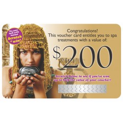 Scratch & Win Gift Card $150