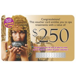 Scratch & Win Gift Card $200