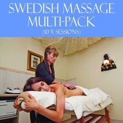 SWEDISH MASSAGE MULTIPACK