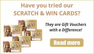 Scratch & Win Gift Cards